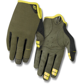 Giro DND Guantes Hombre, olive